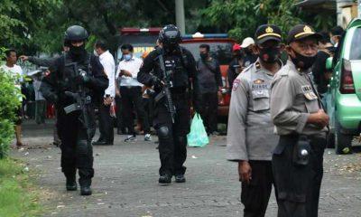 Dianggap Terduga Teroris, 3 Warga Klaten Diamankan Densus 88 Antiteror