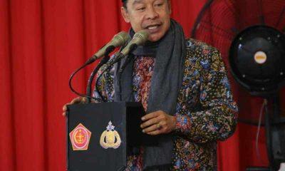 Pimpinan Ponpes Buntet Cirebon KH Adib Rofiuddin Izza Sebut Pemerintah Sudah Tepat Bubarkan FPI