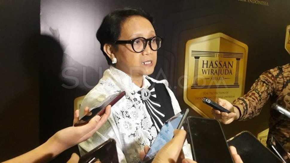 Menlu: Indonesia Telah Terima 4.9 Juta Dosis Vaksin Jadi AstraZenaca Secara Gratis