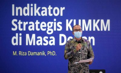 Kemenkop Susun 6 Indikator Strategis Adaptasi dan Transformasi KUMKM