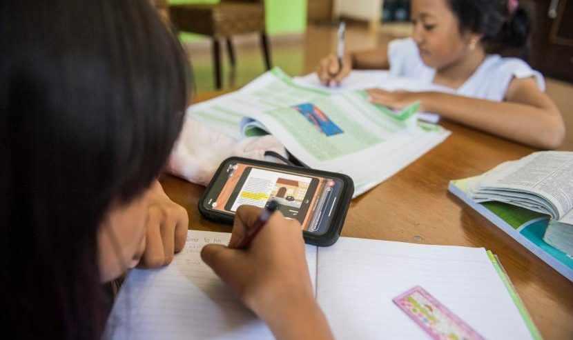 Pusdatin Kemendikbudristek Pastikan Sekolah Jadi prioritas Koneksi Internet