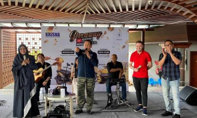 Bamsoet Undi Give Away dari Bali Putaran Ke-12, Ini Para Pemenangnya