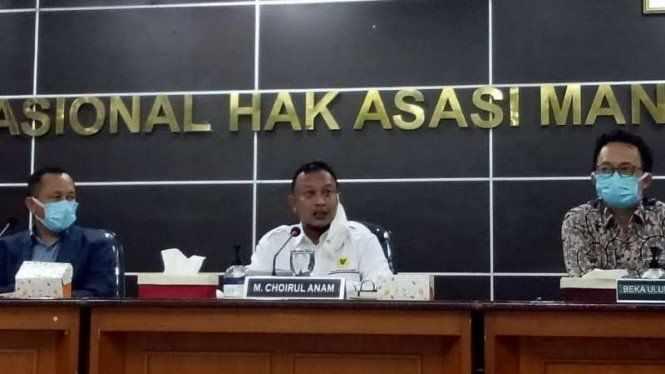 Periksa Pimpinan KPK, Komnas HAM Sebut Ada Perbedaan Pernyataan Soal TWK dari BKN
