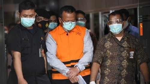 KPK Sita Uang Rp3 Miliar Soal Kasus Suap Edhy Prabowo