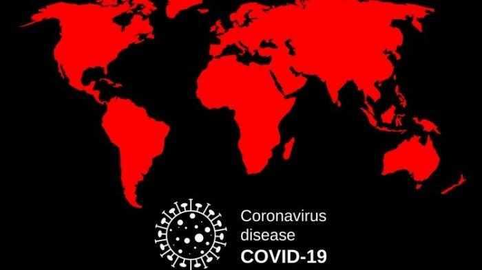AS Terbanyak di Dunia, Indonesia Urutan ke-18 Kasus Positif COVID-19