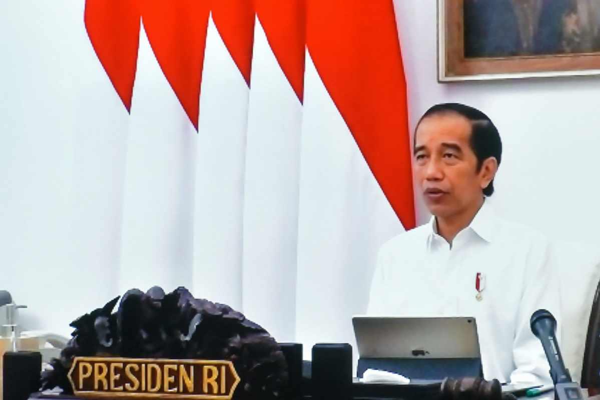 Survei VRC: Publik Puas Terhadap Kinerja Jokowi