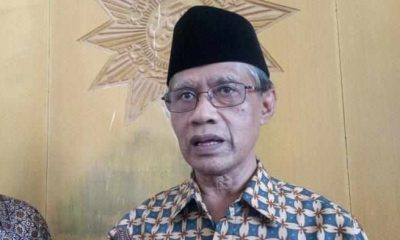 Muhammadiyah Siap Dukung Sosialisasi Vaksinasi Covid Asal Transparan