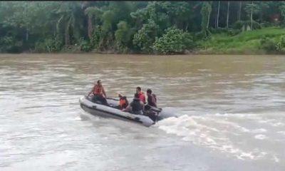 Diduga Kelelahan Pemancing di Asahan Hilang Terseret Arus saat Menyeberangi Sungai Silo