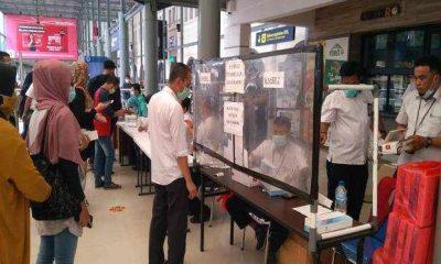 Hadapi Arus Balik, KAI Siapkan Layanan Rapid Test Antigen Harga Rp105 Ribu di 29 Stasiun