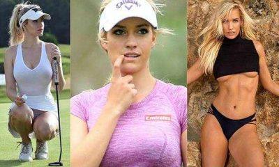 Si Seksi Paige Spiranac Undang Pengikut IGnya Main Golf Bareng