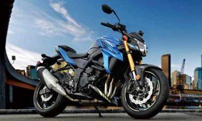 Suzuki Luncurkan Model Baru GSX-S750