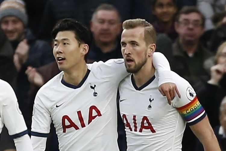 Bekuk Wolves, Tottenham Jaga Peluang Kejar Posisi 4 Besar