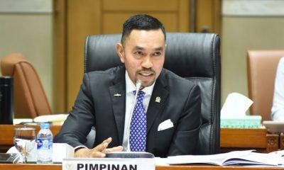 Anggota Komisi III DPR RI Sahroni Apresiasi Propam Polri Bikin Aplikasi Pelaporan
