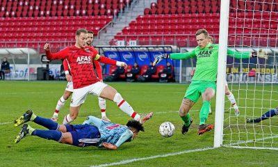 Lumat AZ Alkmar 3-0, Ajax Makin Kokoh Pimpin Puncak Klasemen