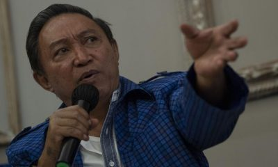 Cabut dari Demokrat Moeldoko, Razman Arif Diminta Tak Kambing Hitamkan Nazaruddin