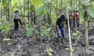 Satu Keluarga Dibunuh, Polres Rembang Temukan Sidik Jari di Lokasi Kejadian