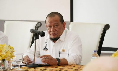 Ketua DPD Dukung Polri Awasi Dana Desa untuk Penanganan COVID-19