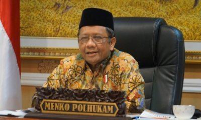 Kata Mahfud, 95 Orang Jadi Korban Meninggal Aksi KKB Papua