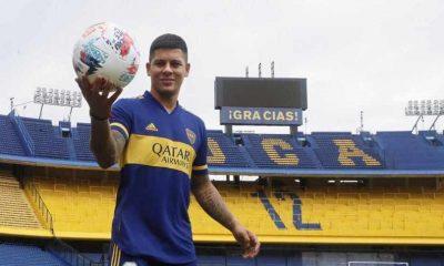 MU Resmi Lepas Permanen Rojo ke Boca Juniors