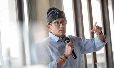 Sandiaga Targetkan 100 ribu Pekerja Perfilman Divaksin Covid-19