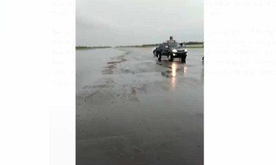 7 Penerbangan di Bandara Ahmad Yani Tertunda Akibat Banjir