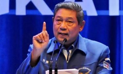 Demokrat Sebut SBY Tarik Berkas Permohonan Pendaftaran Logo Demokrat sebagai HAKI Atas Nama Pribadi