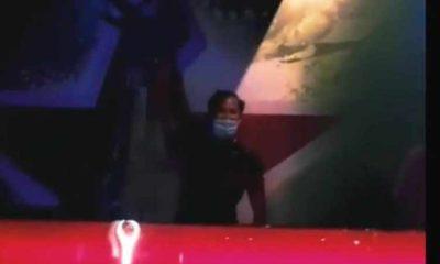 Akun Pemviral Video Dugem Kasat Narkoba Polres Pematangsiantar Bakal Dijerat UU ITE