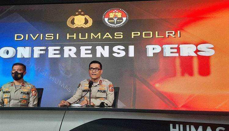 Mabes Polri Sebut Korban Luka Ledakan Makassar ada 14 Orang