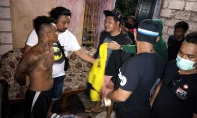 Jadi Budak Seks Ayah Kandung, SYN Ditangkap Polisi