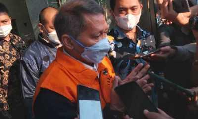 Setelah Sekian lama Akhirnya Ditahan KPK, RJ Lino Malah Mengaku Senang