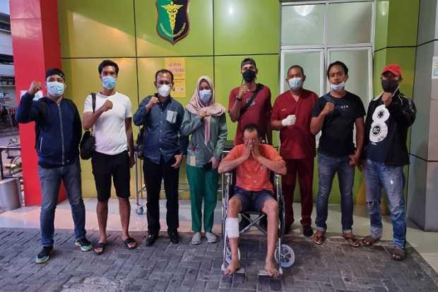 4 Pembobol Kantor Pengadaian di Sei Kera Kulu Medan Ditangkap, 1 Orang Terpaksa Dilumpuhkan dengan Timah Panas