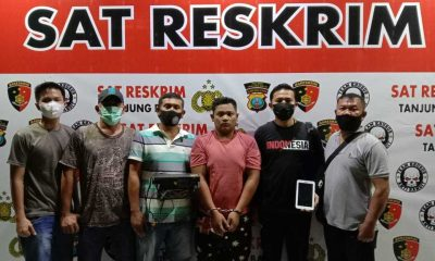 Rudi si Pembobol Rumah Itu Akhirnya Tak Berkutik Ditangan Polsek Tanjungbalai Selatan