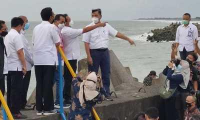 Menko Luhut Minta Penyelesaian Pelabuhan Adikarto Terintegrasi Dengan Bandara YIA