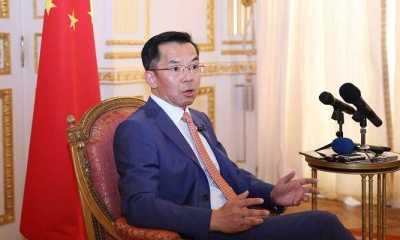 Prancis Panggil Duta Besar China Terkait Penghinaan dan Acaman Terhadap Pejabat Eropa