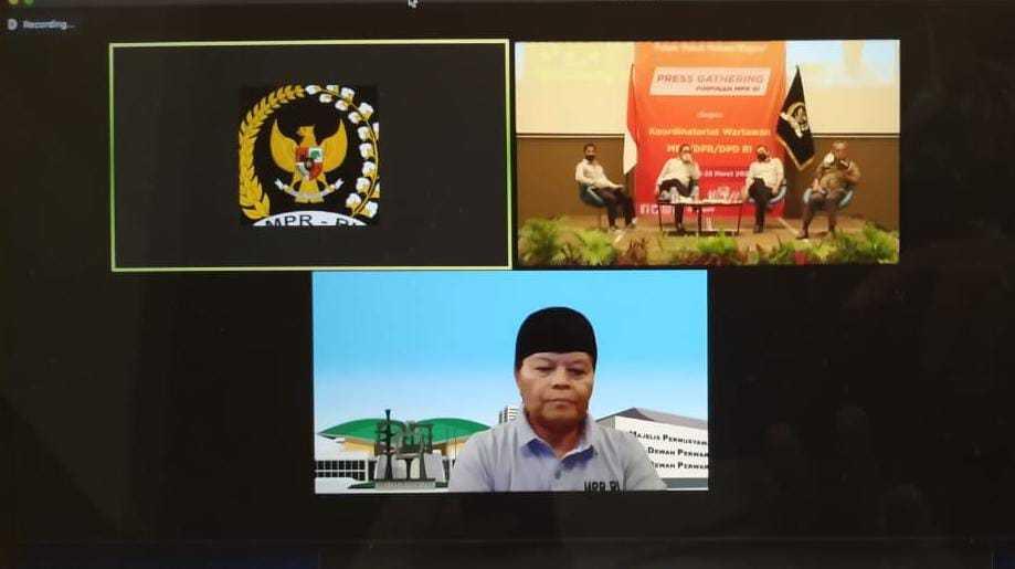 Soal Amandemen, HNW : Payung Hukum PPHN Masih Menjadi Perdebatan
