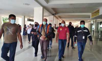 Tiba di Kupang, Dokter Terpidana Kasus KDRT Huni Lapas