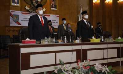 DPRD Gelar Rapat Paripurna Peringatan Hari Jadi Kabupaten Asahan ke-75