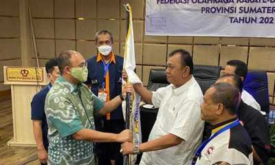 Resmi Jadi Ketua FORKI Sumbar, Andre Rosiade Langsung Pasang Target di PON Papua