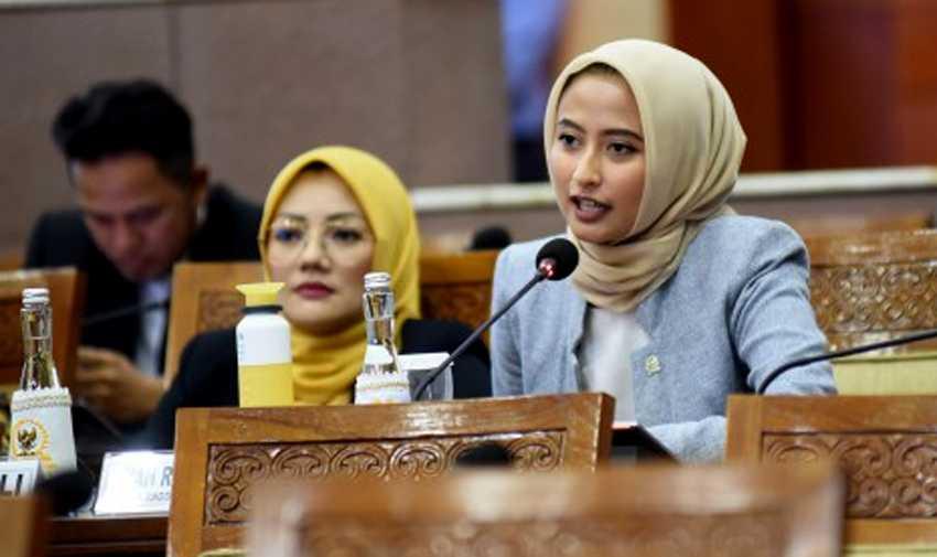 Legislator Milenial Minta Pemerintah Buka Suara Lebih Keras Atas Tindakan Israel ke Warga Palestina