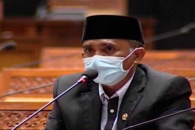 DPR: Hak Dasar Masyarakat Dulu Penuhi, Baru Terapkan Sanksi bagi Pelanggar Prokes