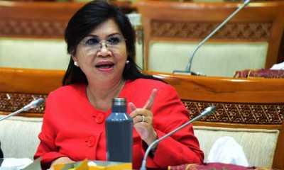 Evita Nursanty Dikukuhkan sebagai Ketua Umum KBPP Polri 2021-2026