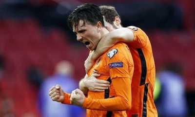 Kualifikasi Piala Dunia: Belanda Hancurkan Gibraltar 7 Gol Tanpa Balas