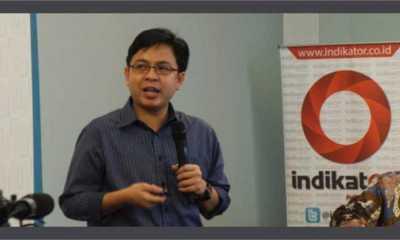 Hasil Survei Indikator Politik: Partai Gerindra Tempati Urutan Pertama yang Dipilih Kaum Muda