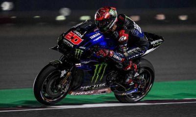 Kunci Start 1-2 di GP Prancis, Tim Yamaha Akhiri Penantian Selama 4 Tahun