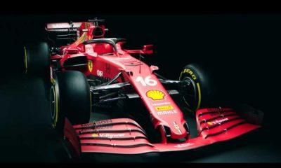Berharap Kembali Berjaya di Ajang F1, Ferrari Luncurkan Mobil Baru