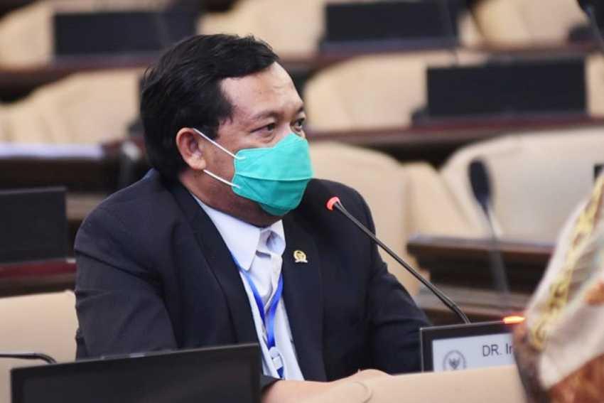 Herman Khaeron : Sudah Layak Dibentuk Badan Khusus Pengendalian Covid-19