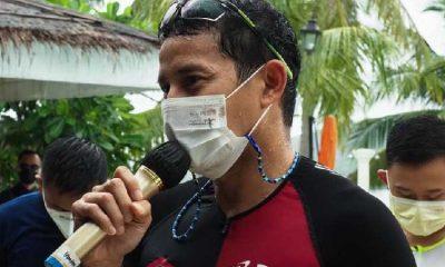 Tuan Rumah Indonesia Triathlon Series 2021, Pemerintah Pastikan Likupang Siap
