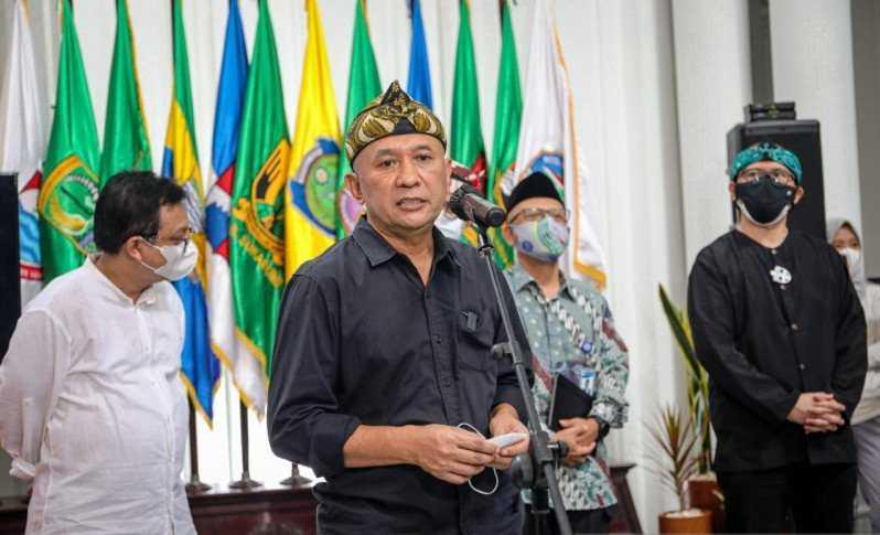 Menkop UKM Teten Masduki Ajak Masyarakat Beli Produk Lokal Unggulan Jawa Barat