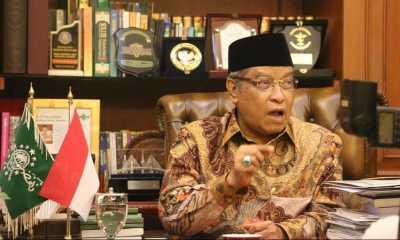 Said Aqil: Masih Ada 6 Ribu Teroris yang Belum Ditangkap