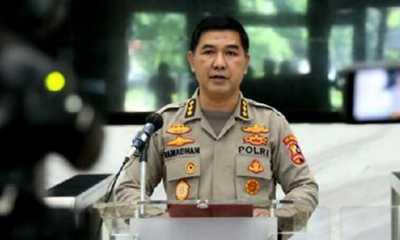 Polri Masih Buru 3 DPO Terduga Teroris di Jaksel
